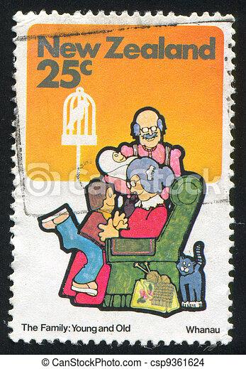 grandparents - csp9361624