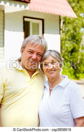 Grandparents - csp3858619