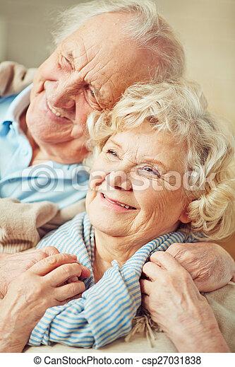 Grandparents - csp27031838