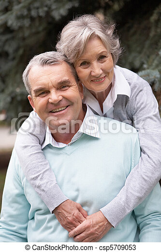 Grandparents - csp5709053