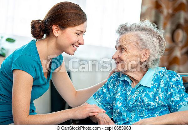 Home care - csp10683963