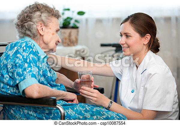 Home care - csp10087554