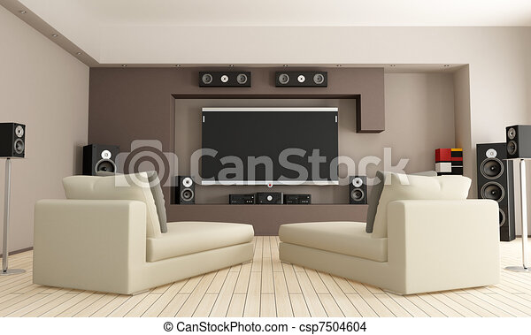 home cinema - csp7504604