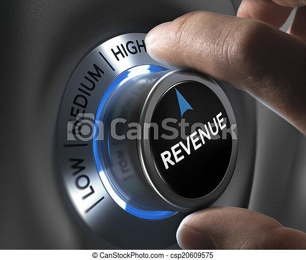 Increase Sales Revenue - csp20609575