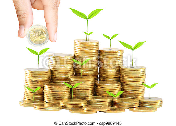 Increase your savings - csp9989445