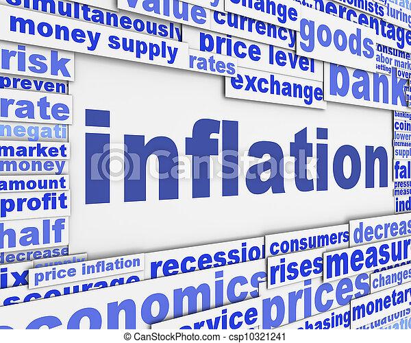 Inflation message conceptual design - csp10321241