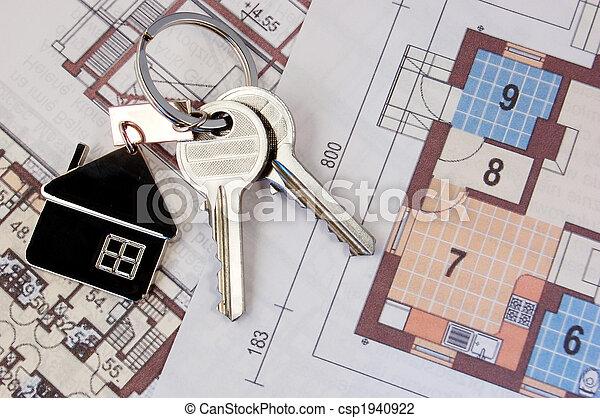 keys on blueprint - csp1940922
