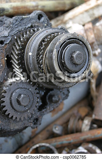 Machine gears - csp0062785