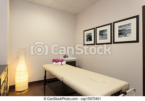 Massage bed - csp15970401
