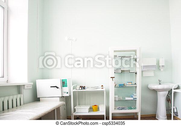medical room - csp5334035