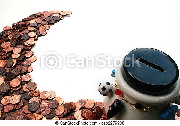 Moneybox - csp2279938