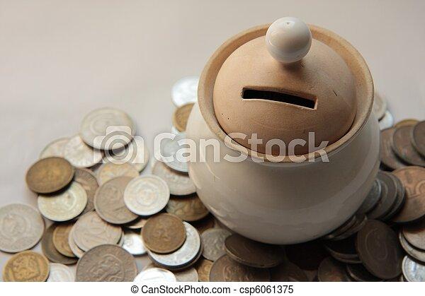 Moneybox - csp6061375