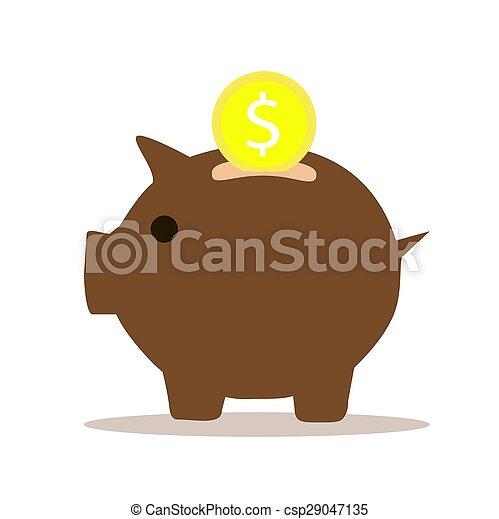 Moneybox - csp29047135