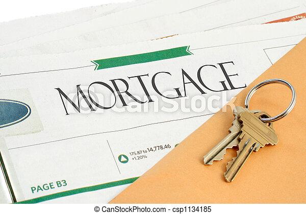 mortgage news - csp1134185
