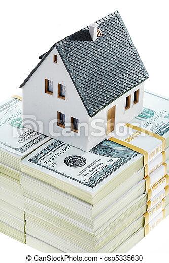 Mortgage - csp5335630