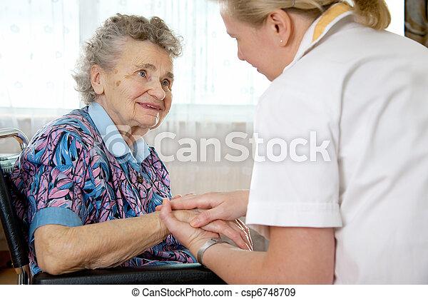 Nursing home - csp6748709