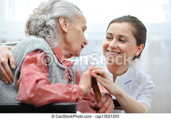 Nursing home - csp13521203