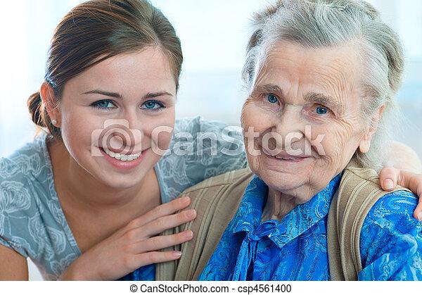nursing home - csp4561400