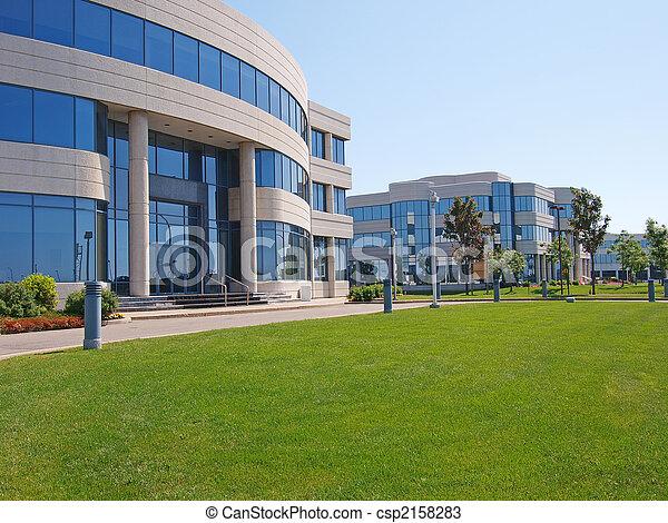Office buildings - csp2158283