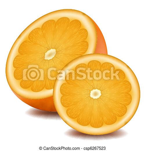 orange - csp6267523