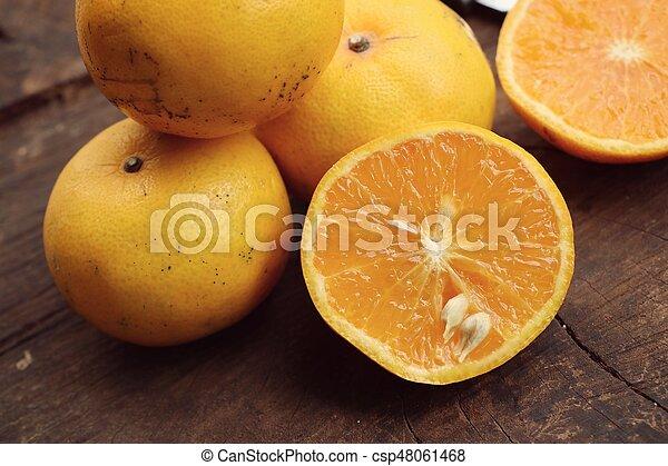 Orange juice - csp48061468