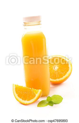 orange juice - csp47695893
