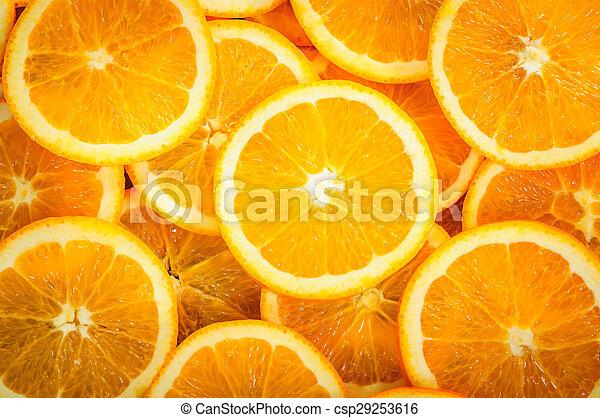 Orange - csp29253616