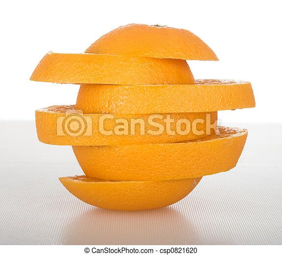 Orange slices - csp0821620