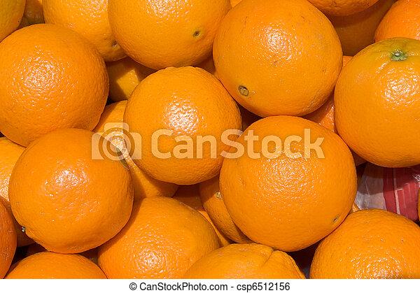 oranges of Sicily - csp6512156