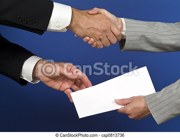 Passing The Envelope - csp0813736