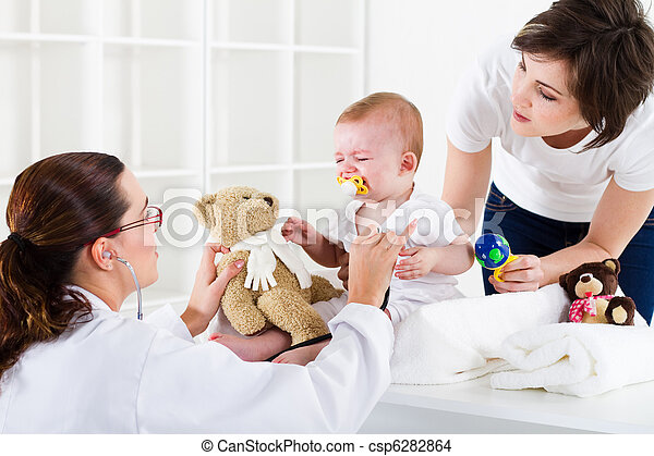 pediatric health care - csp6282864