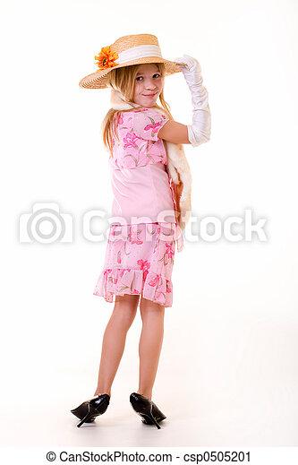 playing dress up - csp0505201
