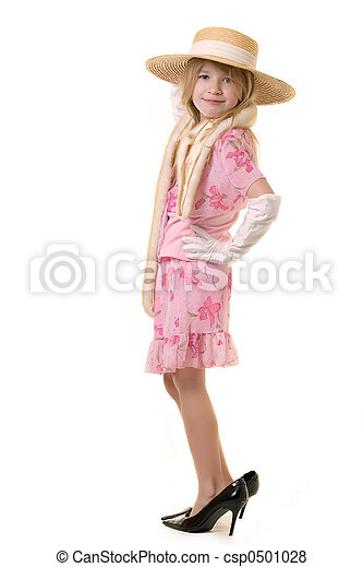 playing dress up - csp0501028