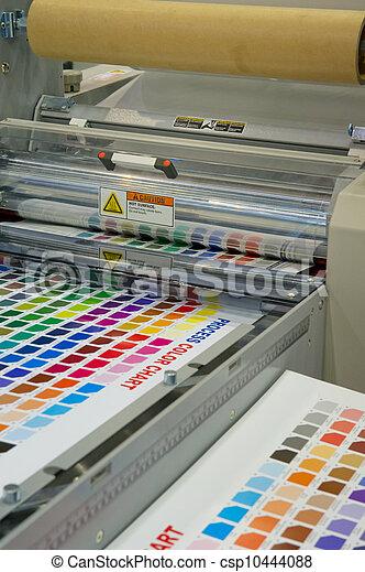 Printing machine - csp10444088
