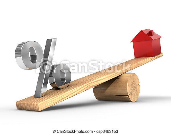 Real Estate - csp8483153