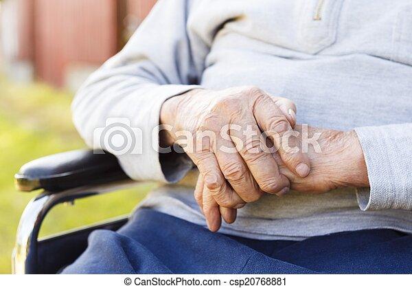Retired Life - csp20768881