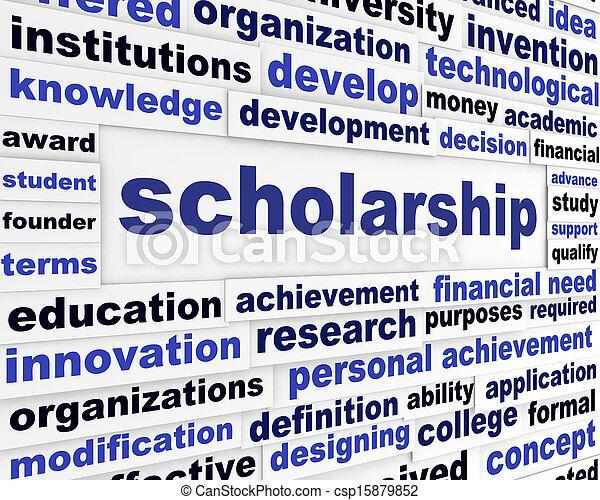 Scholarship conceptual message - csp15879852