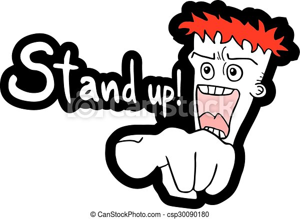 Stand up - csp30090180