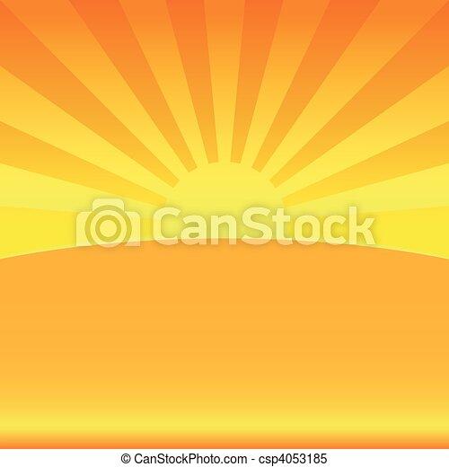 Sunlight - csp4053185