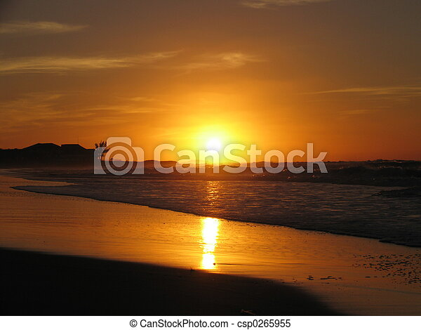 sunset - csp0265955