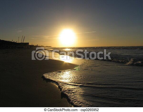sunset - csp0265952