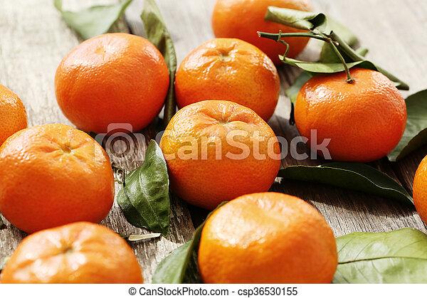 Tangerine - csp36530155