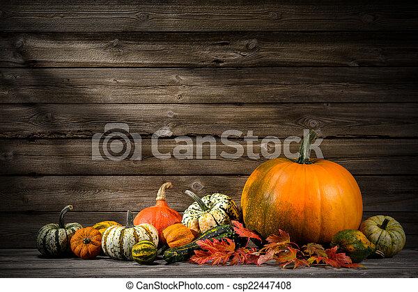 Thanksgiving - csp22447408