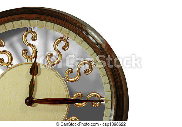 Time is Gold - csp1098622