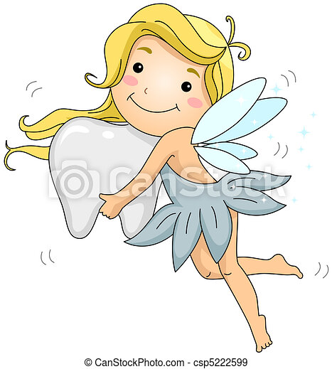 Tooth Fairy - csp5222599