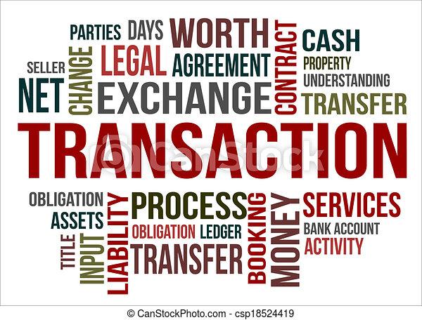 Transaction - csp18524419