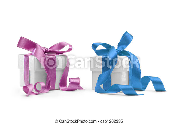 two present boxes - csp1282335