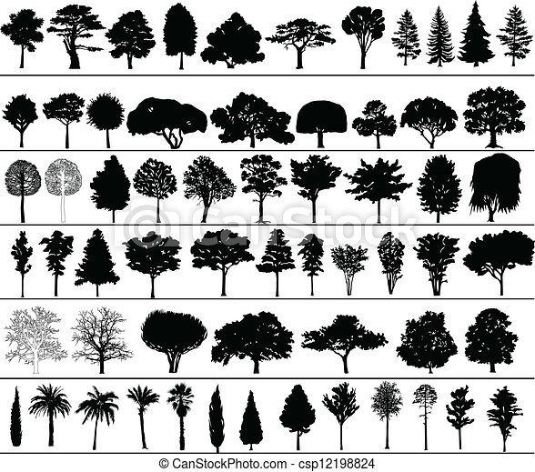 Vector Trees - csp12198824