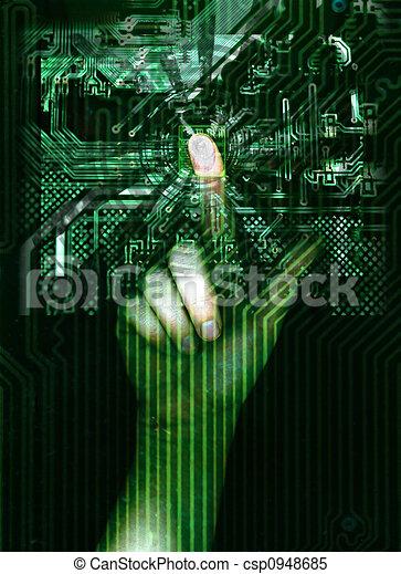 virtual identity - csp0948685