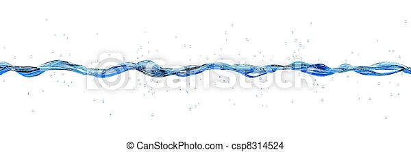 Water splash - csp8314524